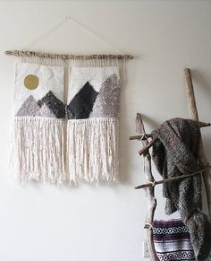 Hey, I found this really awesome Etsy listing at https://www.etsy.com/listing/539131266/woven-wall-hanging-woven-landscape-wall