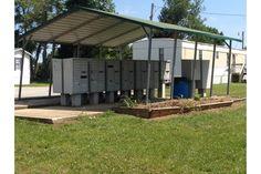 Image result for community mailbox pavilion