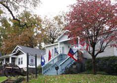 Museum & Library of Confederate History, Greenville, SC - visited with Greg & Mom on 4/7/14. packed full with memorabilia