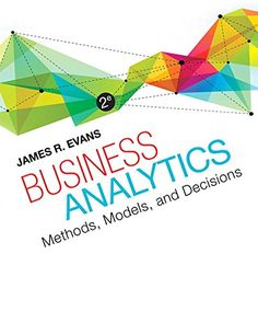 Statistics for the behavioral sciences 9781111830991 frederick j business analytics 2nd edition fandeluxe Choice Image