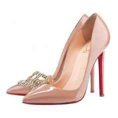 21e5eed47c46 A girl can dream - Christian Louboutin Shoes Spring 2012