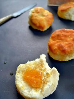 Biscuits and Bee Bread Honeycomb