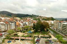 Panorámica de Redondela, Pontevedra #CaminodeSantiago #CaminoPortugués  (Foto Adrián Estévez)