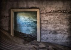 New Photos From Kolmanskop, Namibia's Diamond Ghost Town - Forbes