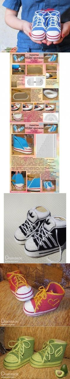 How to make Baby Booty Shoes step by step DIY tutorial instructions, How to, how to do, diy instructions, crafts, do it yourself, diy websit by Mary Smith fSesz