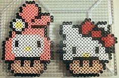 Fuse Bead Patterns, Perler Patterns, Beading Patterns, Perler Bead Templates, Diy Perler Beads, Pearler Beads, Pixel Beads, Fuse Beads, Pixel Art Champignon