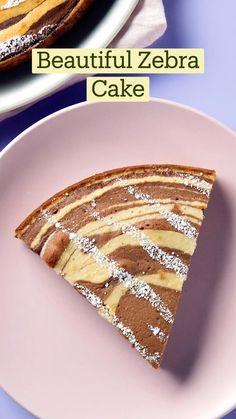 Fun Baking Recipes, Sweet Recipes, Cake Recipes, Dessert Recipes, Cooking Recipes, Food Crafts, Diy Food, Pastry Cook, Cupcake Cakes