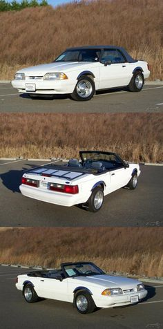1993 Ford Mustang LX Convertible 1993 Ford Mustang, Mustang Lx, Fox Body Mustang, Ultra Wheels, Mustang Convertible, Collector Cars For Sale, 27 Years Old, Back In The Day, Ali