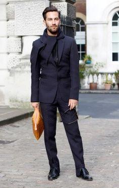 Men's Street Style 2013 latest: Fashion Beans... Hot!