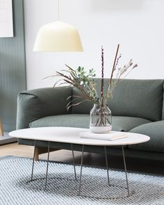 Scandinavian lighting inspiration from Muuto: Embodying the Scandinavian design values, the Ambit pendant lamp is as timeless as it is contemporary. Interior Design Pictures, Office Interior Design, Home Office Decor, Office Interiors, Scandinavian Lighting, Scandinavian Design, Scandinavian Office, Living Room Inspiration, Home Decor Inspiration