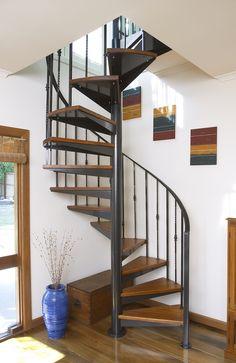 Spiralworks – Custom Spiral Staircase Manufacturers Melbourne Spiral Staircase.