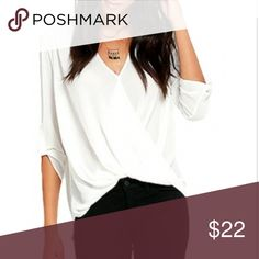White supplier top small nwot White supplier top small nwot Tops Blouses