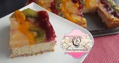 Fruchtiger Käsekuchen - Rezept von Punds Backparadies Cheesecake, Foods, Desserts, Pasta, Youtube, Kitchens, Dessert Ideas, Backen, Dessert