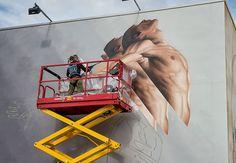 James Bullough - Arte de la calle - ArtPeople.Net