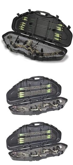 Plano Protector PillarLock Series Bow Case-Black for sale online Compact Bow, Archery Supplies, Bow Cases, Bow Hunting, Hunting Stuff, Archery Arrows, Crossbow, Storage, Stuff To Buy