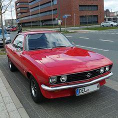 Nice Opel Manta A (1970–1975)