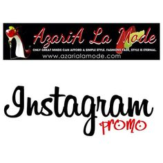 Thankful for our followers and supporters! @Azaria LA Mode #azarialamode interested in promoting your brand see our website azarialamode.com or find us on Instagram for more details http://instagram.com/azarialamode