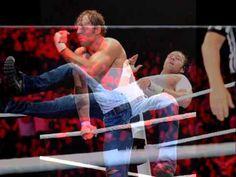 Dean Ambrose sexy back