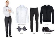 Vestuario masculino Gatsby