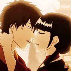 """I actually kind of like you"" Avatar Zuko, Avatar Airbender, Avatar Cartoon, Mai And Zuko, Prince Zuko, Blue Springs Ride, The Last Avatar, Iroh, Azula"