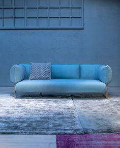 (love me) Tender sofa system by Patricia Urquiola for Moroso   urdesign magazine