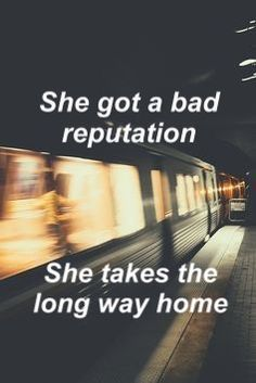 Bad Reputation :: Shawn Mendes ::