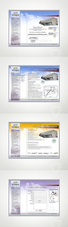 Tecnigras. Campanas Industriales de Extracción de Humos -   (Flash, HTML, JavaScript) -     www.tecnigras.com • www.versal.net • Diseño Gráfico • Identidad Visual Corporativa • Publicidad • Diseño Páginas Web • Ilustración • Graphic Design • Corporate Identity • Advertising • Web Pages • Illustration • Logo