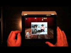 This tutorial is an introduction to the Puppet Pals HD Director's Cut app.