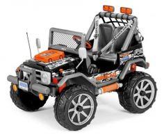 Peg Perego Ηλεκτροκίνητο Gaucho Rockin 12V (OD0075)