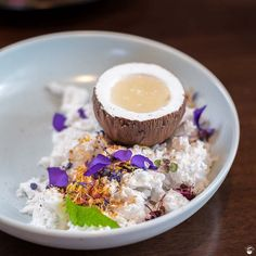 The Muse Coconut | Muse Restaurant | Hunter Valley