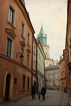 Old Town, Lublin | Flickr - Photo Sharing!