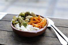 Chicken sprouts #avogelrecepten