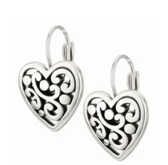 Brighton earrings... I own this pair and wear them all the time! Barb