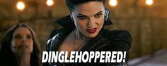 This gif is the most amazing thing ever!!! XD As much as I love Regina, I laugh my a$$ off every time I see it