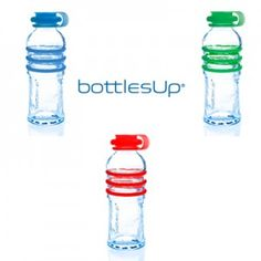 reusable glass water bottle- bpa and pvc free water bottles- 28% off Reusable Glass Water Bottle from BottlesUp Glass- green tips and coupons from greendeals