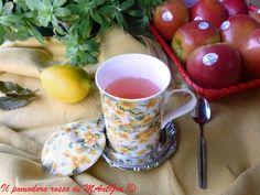 Il Pomodoro Rosso di MAntGra: Ambrosia dopo-pasto - Le tisane di Ambrosia