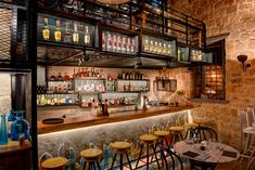 Pio Gastro Bar & Bistro is one of the best restaurants in Antalya. Colorful setting and offering Latin and Mediterranean fusion street food-tapas and mixology bar. Mixology Bar, Antalya, Liquor Cabinet, Restaurant, Furniture, Home Decor, House Bar, Restaurants, Interior Design
