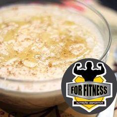 Mingau de Aveia com Whey Protein Ingredientes  2 Colheres de sopa de aveia em flocos finos  250 ml de leite desnatado  30 g de Whey Protein do sabor de sua preferência (@forfitnesssjdr) Modo de fazer  Misture numa panela a aveia e o leite em fogo brando.  Mexa até engrossar.  Desligue o fogo e misture o whey.  Espere esfriar e pode comer. #delicia #receita #mingau #frio #dieta #top #bomdia #saudavel by joaoriosconsultoriaesportiva http://ift.tt/25wnBJq