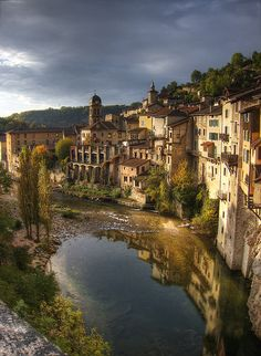 Pont-en-Royans, France  | Flickr - Photo Sharing!