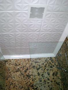 """Home Decor Tile Store Forest Fantasy  Styrofoam Ceiling Tile  20""""x20""""  #r140"""