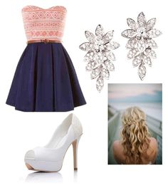 """""""party time"""" by magy662520 ❤ liked on Polyvore featuring Belleza"""