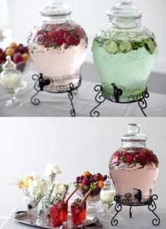 Another flavored water idea.