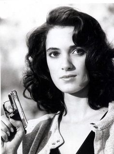 Winona Ryder as Veronica Sawyer in Heathers