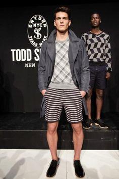 Todd Snyder Spring Summer Menswear 2014 New York