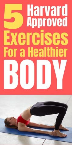A study recently released by the Harvard Medical School Department pointed to a list of best exercises or activities that all people – regardless of age group – can and should do to improve health and Aerobics Workout, Aerobic Exercises, Thigh Exercises, Healthy Weight Loss, Weight Loss Tips, School Department, Harvard Medical School, Improve Posture, Workout Guide
