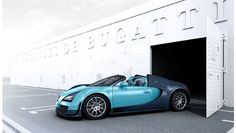 Bugatti reveals new Veyron GSV