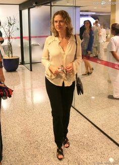 Patricia Pillar está fora do ar desde que interpretou Angela Mahler em 'O Rebu'