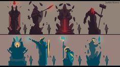 [Riot Art Contest] - esDeus - Polycount Forum
