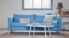 Under Bemz sommarrea erbjuder vi upp till 30% på ett urval av våra mest populära tyger. Ge din IKEA-soffa, fåtölj, stol och andra möbler en härligt somrig look med ett kompletterande överdrag att variera med.