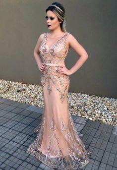 vestido de festa formatura ou madrinha
